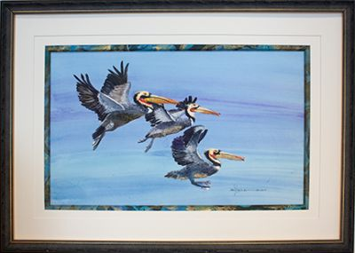 brown pelicans framed 1.jpg