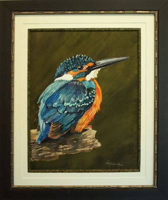 euraisan kingfisher framed 001web.jpg