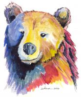 200-281 Yup the Bear